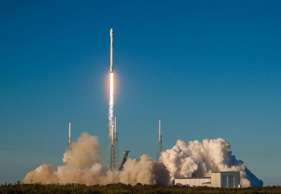 SpaceX and NASA Just Launched a Mission to Look for Planets That Can Support Life