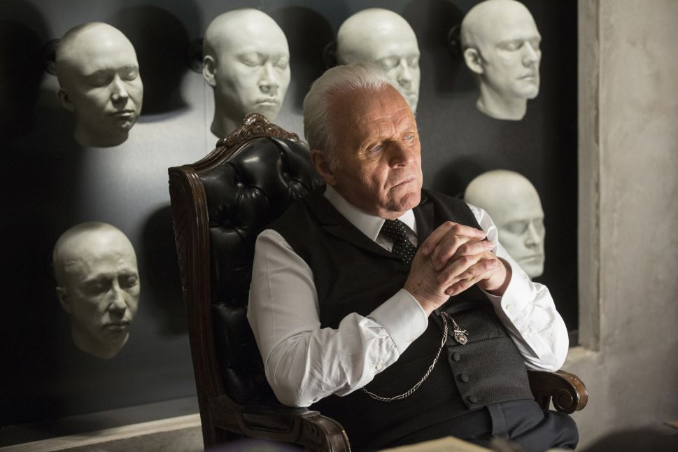 Anthony Hopkins Explains Everything You Ever Wanted to Know About 'Westworld'