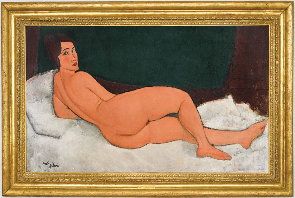 Already One of the Most Forged Artists, the Modigliani Problem Is About to Get Worse