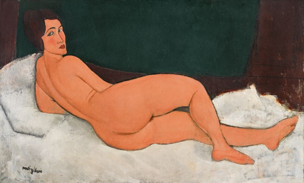 Everything You Need to Know About the Modigliani Expected to Sell for $150 Million
