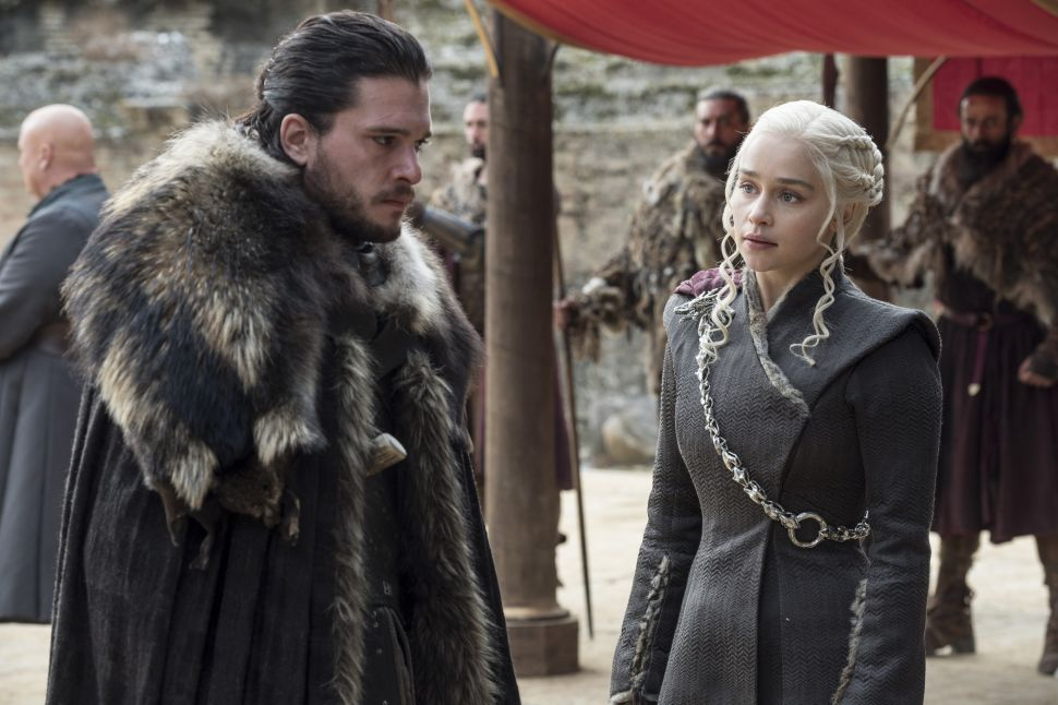 'Game of Thrones' Season 8 Promises Major Drama Between Jon Snow and the Dragon Queen