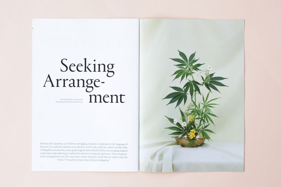How Classy Is Your Cannabis? New Weed Mags Target Fashion Tokers