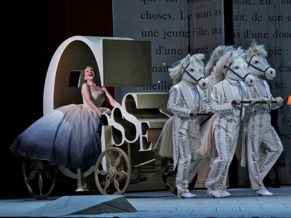 The Met's 'Cendrillon' Will Make Anyone Love Fairy Tales…Yes, Even 'Frozen'