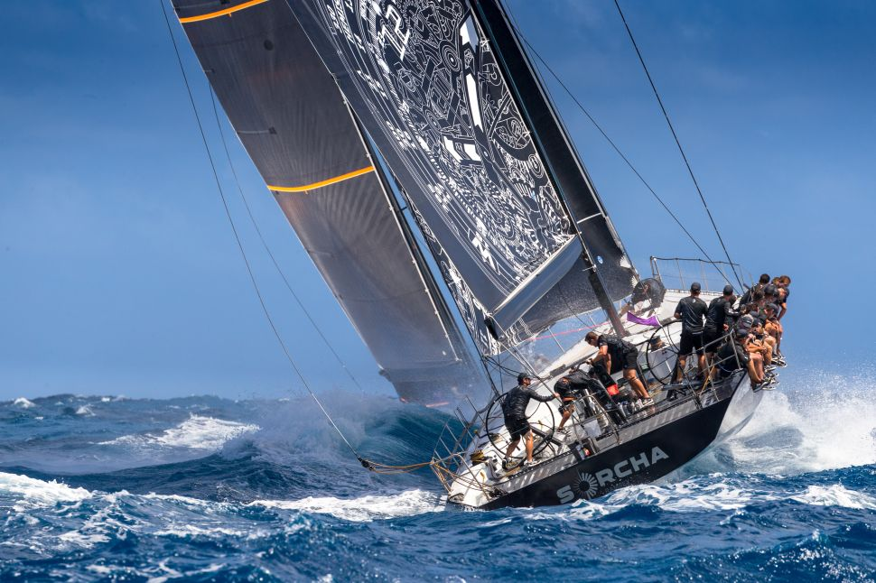 A St. Barths Yacht Race Shows Why Sailors Get Ecstatic About Wind