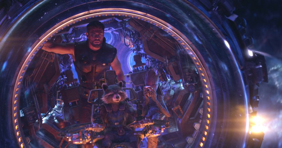All of the Box Office Records 'Avengers: Infinity War' Hulk-Smashed This Weekend