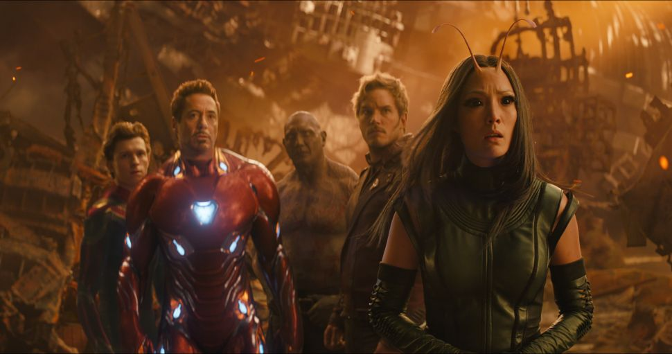 Screw the Justice League! An Exclusive Interview With Tony Stark & The Avengers