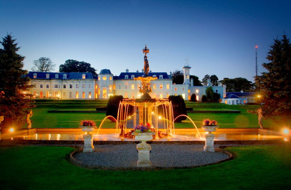 Why Royals, Rappers and Justin Bieber Pay $25K For One Night at This Irish Estate
