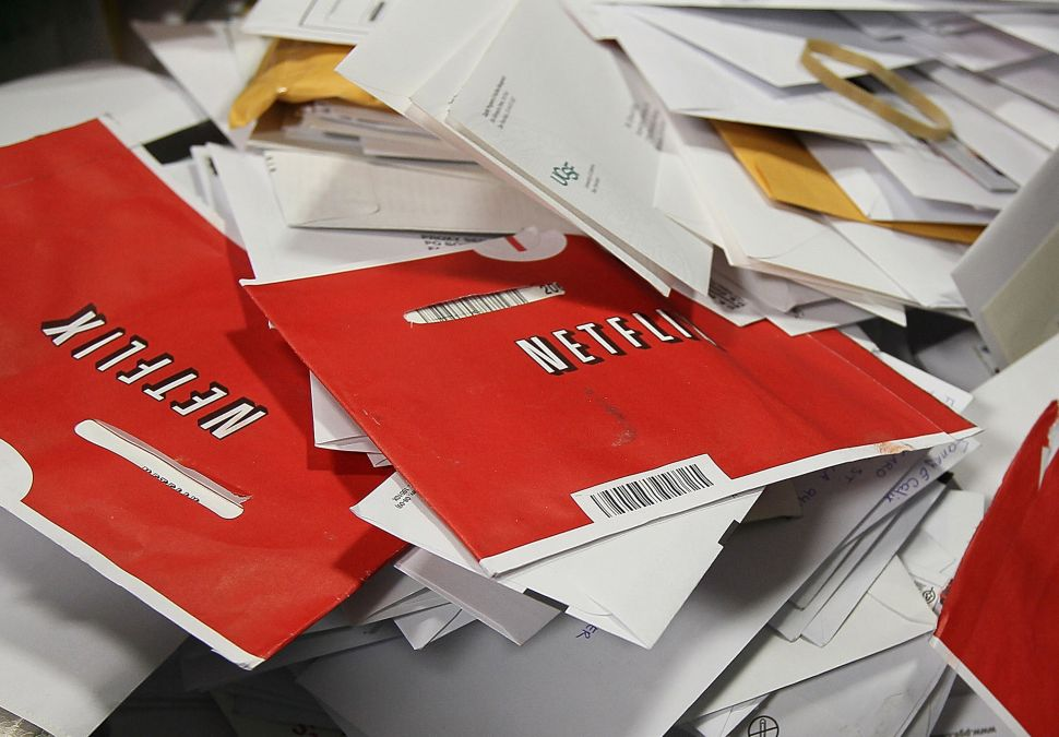 Over 3 Million People Still Get Netflix DVDs by Mail—Yes, Really