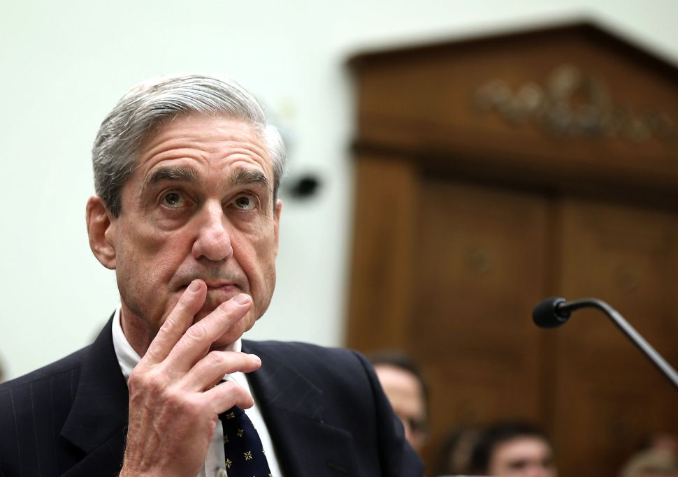 Mueller Finally Unmasked the Trump Campaign's Secret Russian Operative