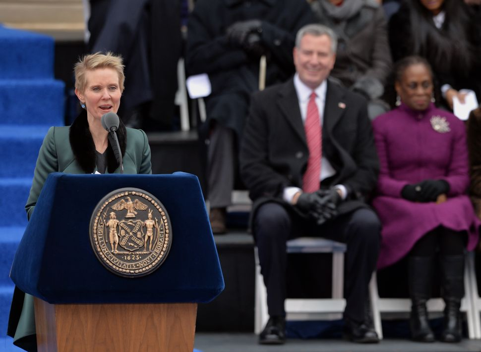 To the Left, to the Left… But Which Left? Bill de Blasio's Cuomo-Nixon Dilemma