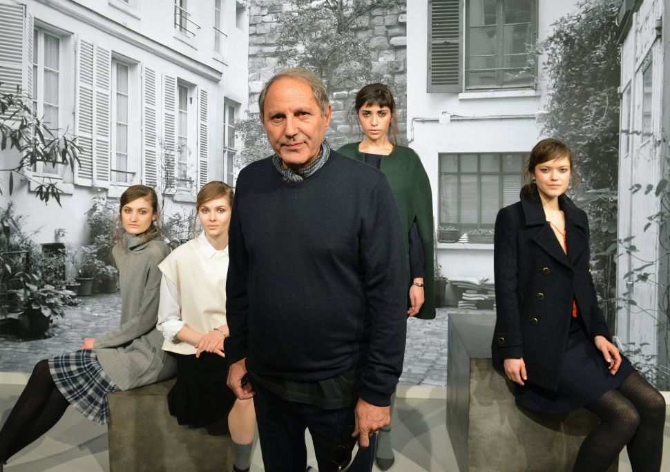 Fashion Mogul Serge Azria Isn't Giving Up At 443 Greenwich