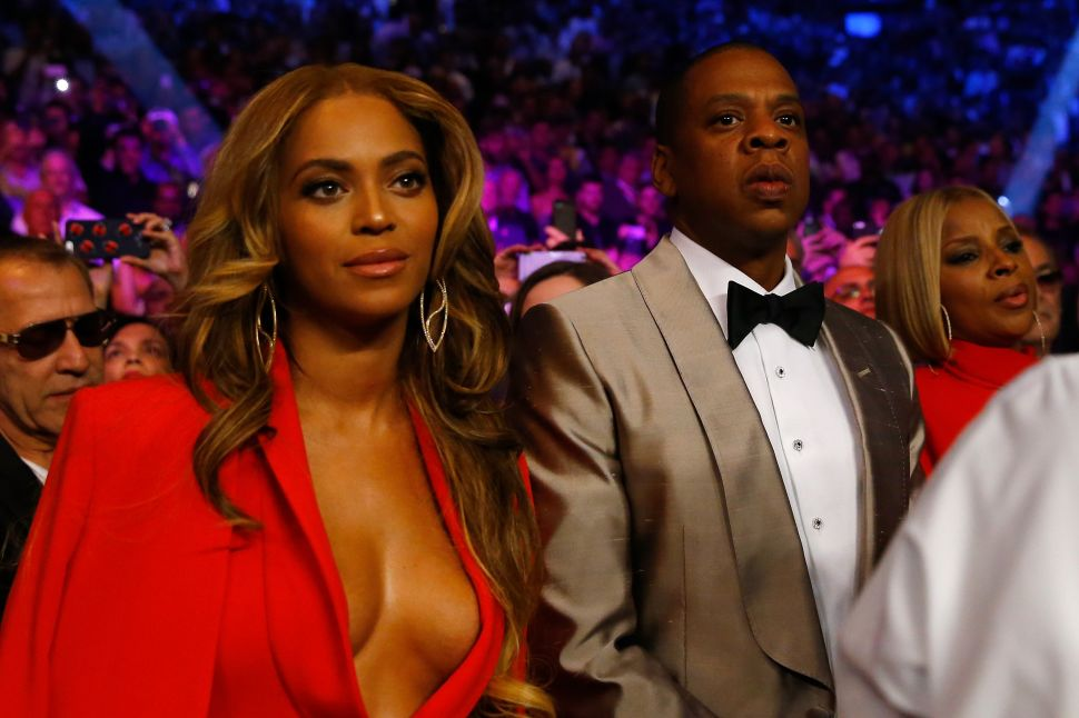 Bonnie and Clyde Wouldn't Be Able to Break Into Beyoncé and Jay-Z's Home