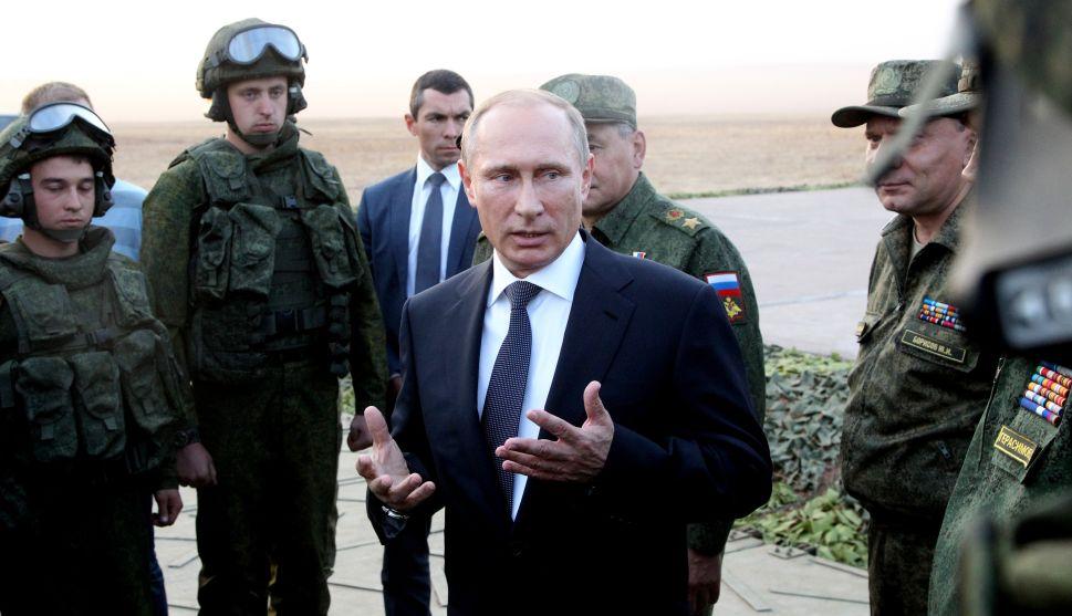Russian Propaganda Sends 'Schizophrenic' Message After Syria Attacks & Trump Tweet