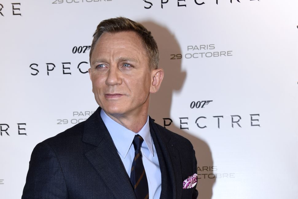 Daniel Craig Confirms What We All Already Knew About 'Bond 25,' But We're Skeptical