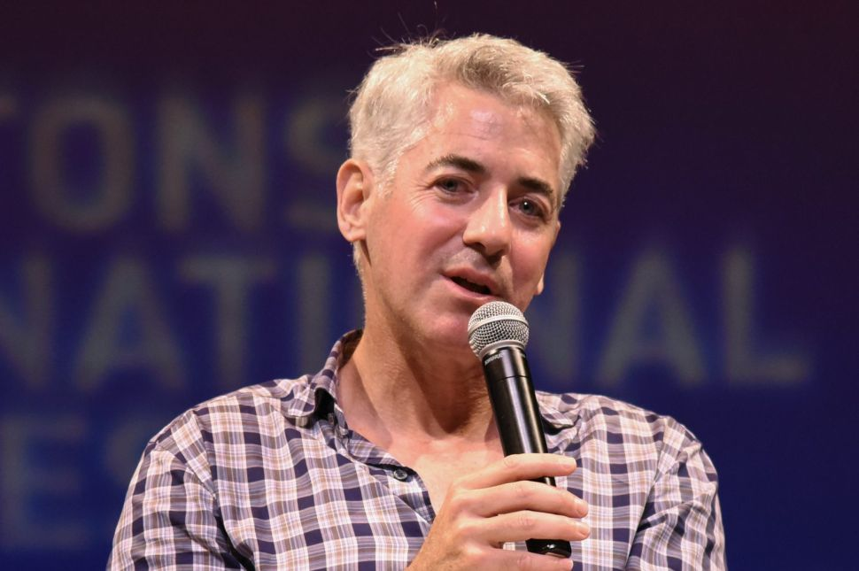Is Bill Ackman's Private Hedge Fund Career Over?