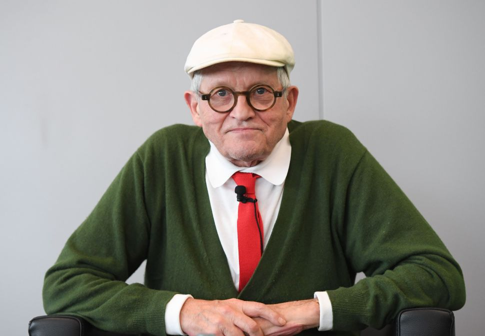 David Hockney on How Grief and Aging Shaped His New, Bright Paintings