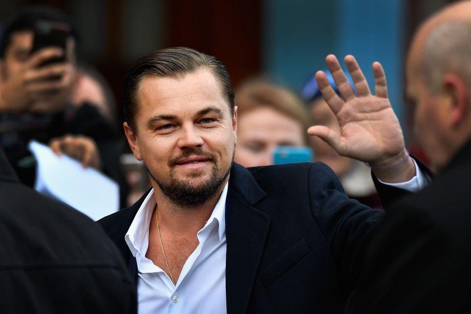 Leonardo DiCaprio's New Girlfriend Didn't Love His Oscar-Winning Movie