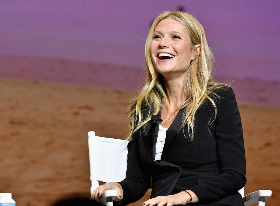 Gwyneth Paltrow to Goop Up Netflix With Her New 'Wellness' Docuseries