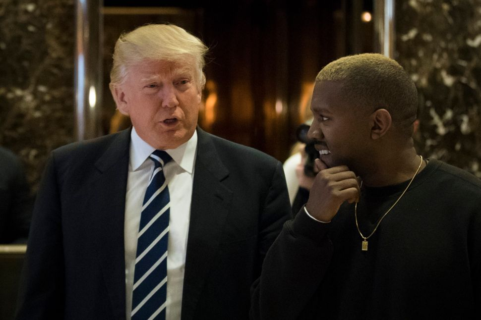 Kanye West Gives Life Support to Battered New Right Movement