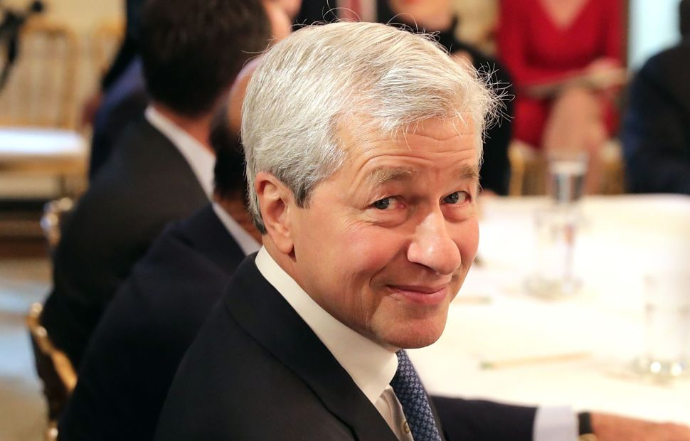 Jamie Dimon's Fix for Immigration Deadlock: Teach American History and Principles