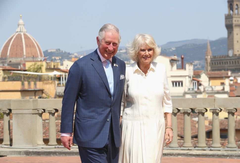 10 Major Revelations About Camilla Parker Bowles From 'The Duchess'