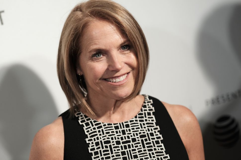 Will Katie Couric Ask the Tough Questions on Her New Show?