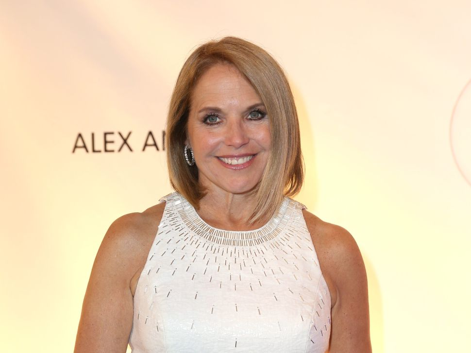 Katie Couric Parts With Her Upper East Side Home After 20 Years