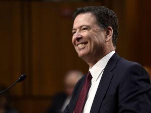 TV Ratings James Comey Stormy Daniels