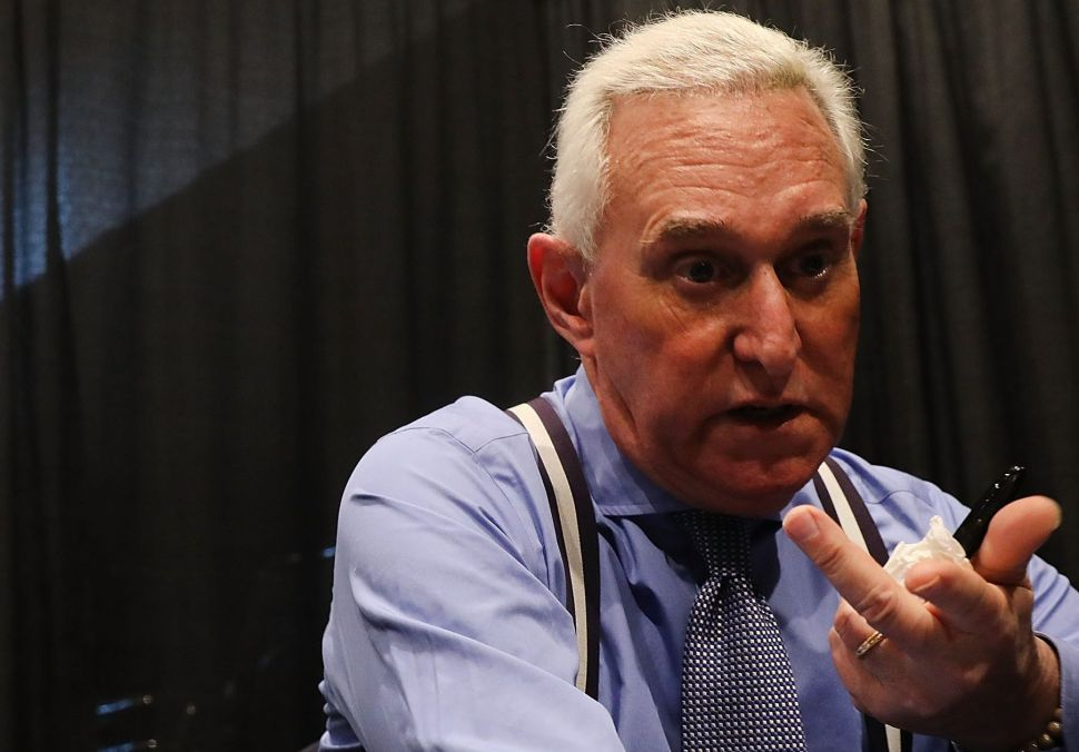 Shady Chinese Billionaire Sues Roger Stone for $100M Over Fake News