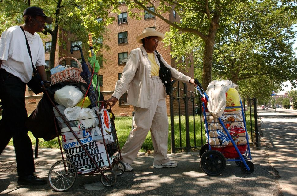 New York City Is Struggling to House Its Aging Population