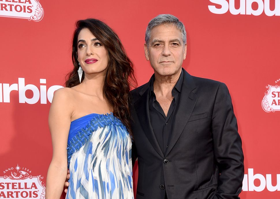Are George and Amal Clooney Really Staying in an Illegal Soho Townhouse?