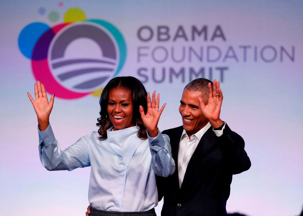 Barack and Michelle Obama Won't Leave Their Vacation Lives Behind