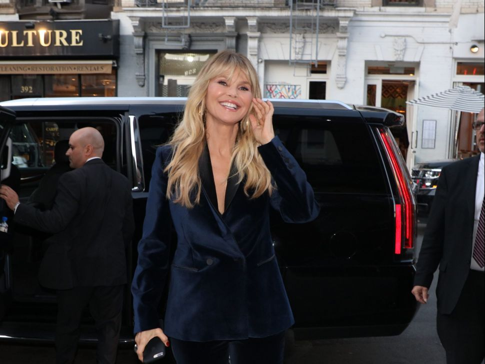 Christie Brinkley Doesn't Care Which of Her Hamptons Homes She Keeps