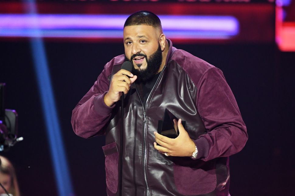 DJ Khaled's Alcohol-Soaked Social Media Posts May Violate Federal Law