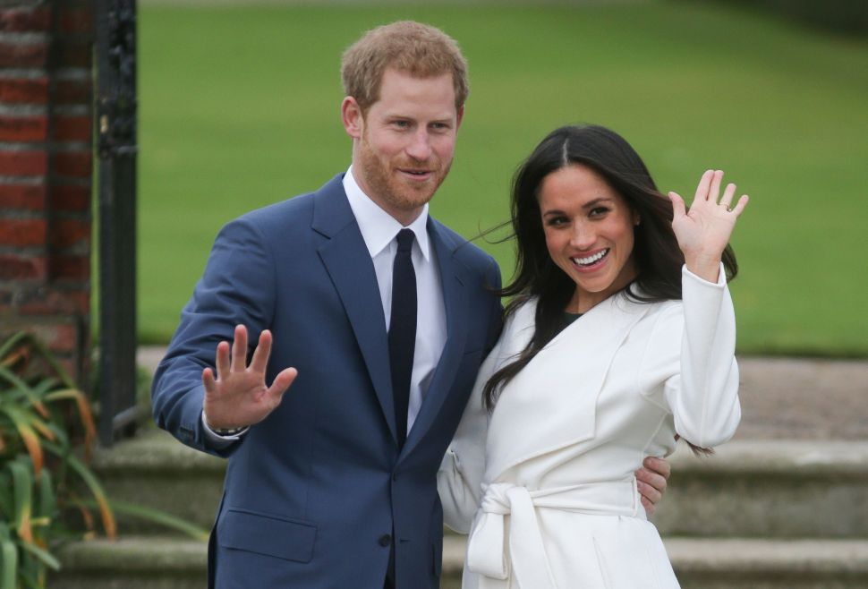 2,460 Commoners and Zero Presidents Are Invited to the Royal Wedding