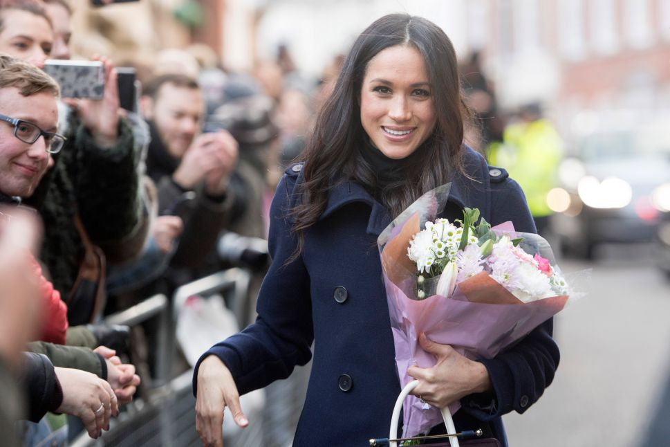 Celebrate Meghan Markle's Big Day With a Hit of Royal Wedding Weed