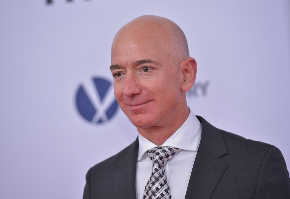 Jeff Bezos Is Planning a $12 Million Renovation On His Party House
