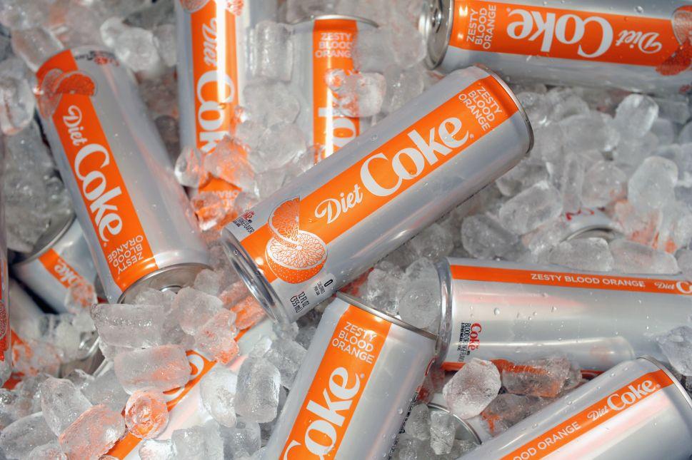 Diet Coke Has Made a Comeback, According to Coca-Cola