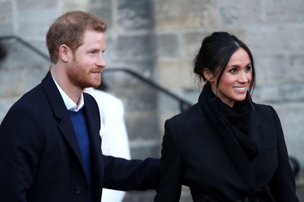 Meghan Markle's Half-Brother Says She's Nothing Like Princess Diana