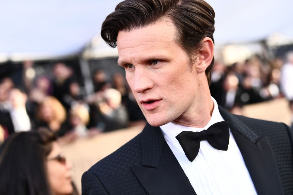 Matt Smith Discusses His Prince Philip Replacement on 'The Crown'
