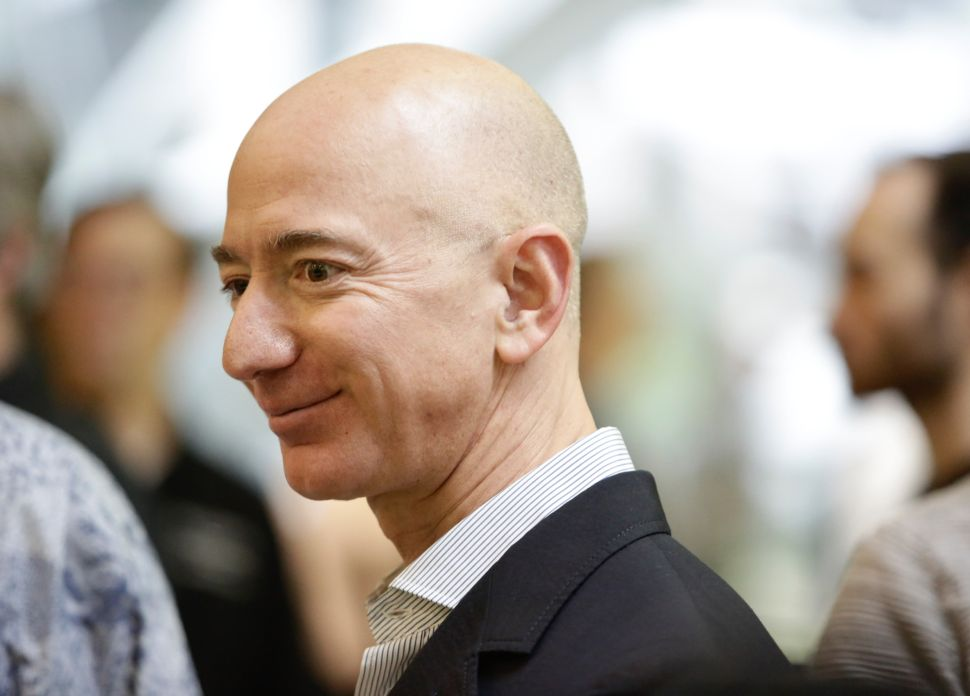 Amazon's Jeff Bezos Made 59 Times More Than His Employees, But Other CEOs Made More