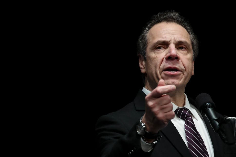 Gov. Andrew Cuomo Moves to Grant 35,000 New York Parolees the Right to Vote