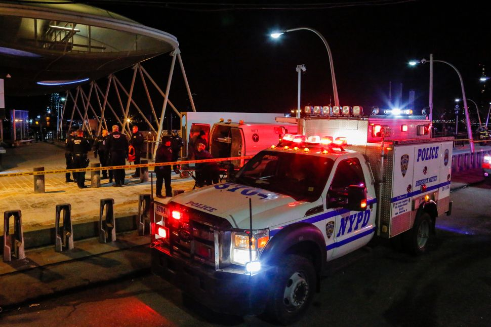 Fifth Body Found in a New York City River Over Four-Day Period