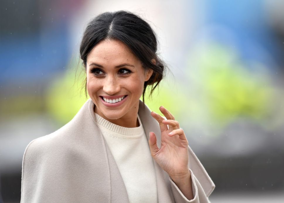 A White Sox Hat Couldn't Disguise Meghan Markle in Chicago
