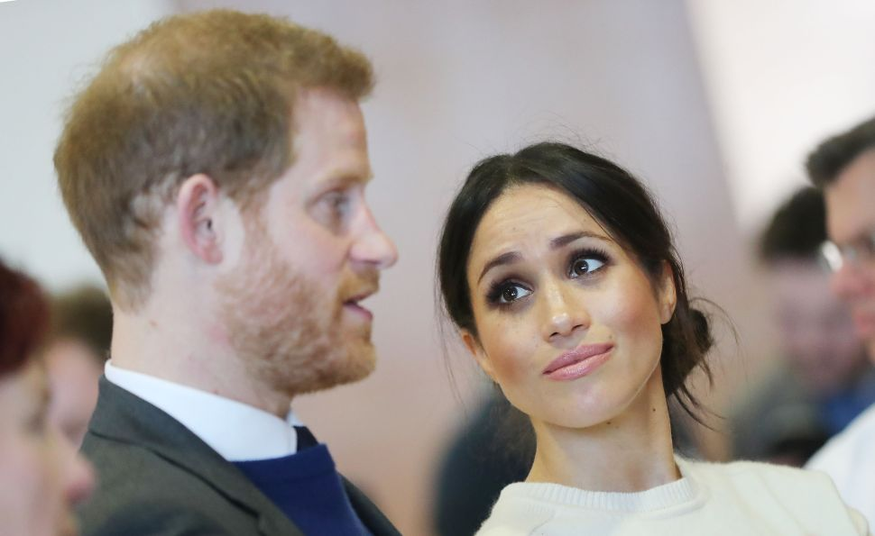 People Are Nervous Prince Harry and Meghan Markle Might Get Dukedoms in Ireland