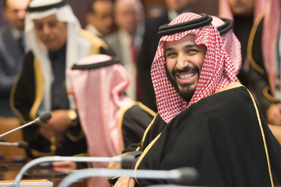 Saudi Crown Prince Eyes a Brilliant American Invention That No One Wants in the US
