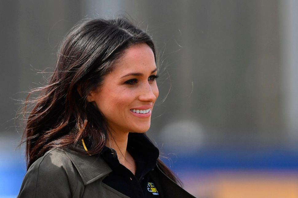 Meghan Markle's Psychic Is Just a Phone Call Away