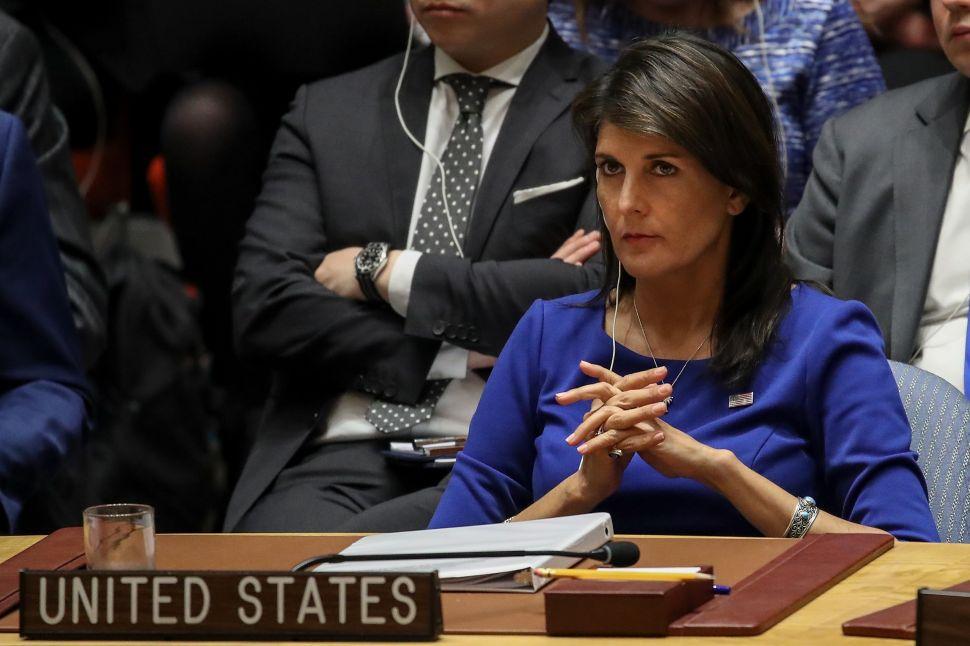 Larry Kudlow Belittles Nikki Haley's 'Momentary Confusion' Over Russian Sanctions