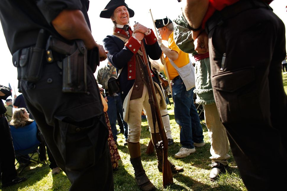 Is It Time to Repeal the Second Amendment?