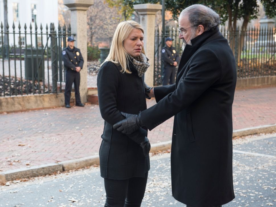 'Homeland' Won't Be Borrowing From Donald Trump in Its Final Season